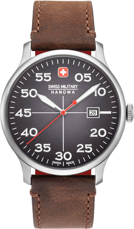 Мужские часы Swiss Military Hanowa 06-4326.04.009