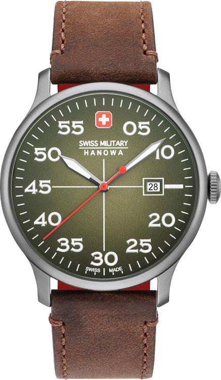 Мужские часы Swiss Military Hanowa 06-4326.30.006