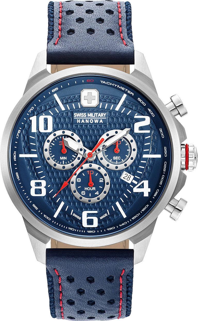Мужские часы Swiss Military Hanowa 06-4328.04.003
