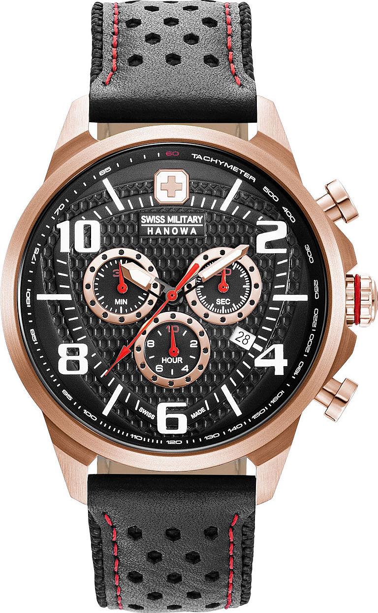 Мужские часы Swiss Military Hanowa 06-4328.09.007