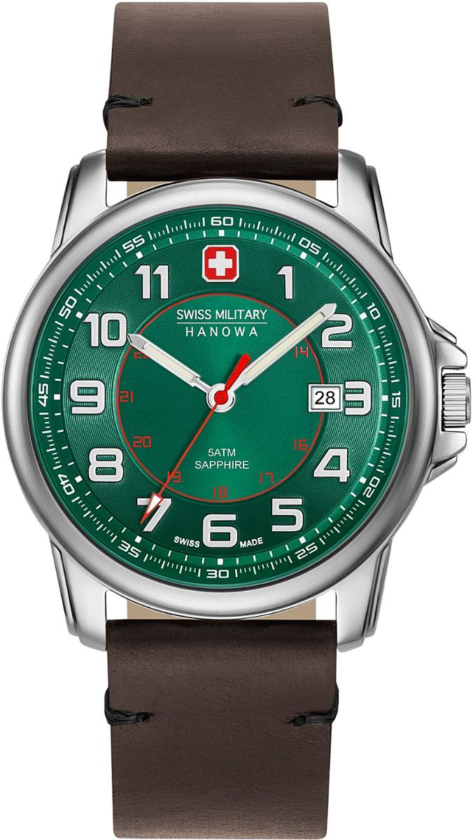 Мужские часы Swiss Military Hanowa 06-4330.04.006 мужские часы swiss military hanowa 06 4279 04 007 03