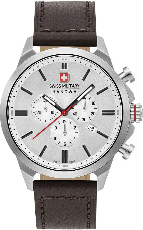 Швейцарские мужские часы в коллекции Land Мужские часы Swiss Military Hanowa 06-4332.04.001 фото