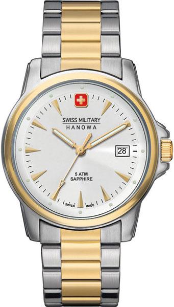 Купить Наручные часы 06-5044.1.55.001  Мужские наручные швейцарские часы в коллекции Challenge Line Swiss Military Hanowa
