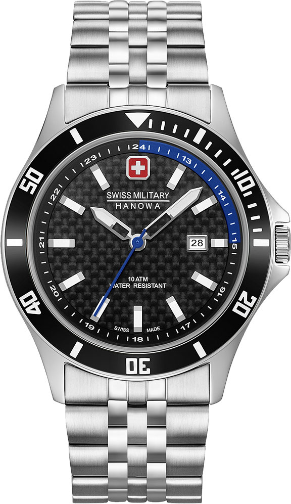Мужские часы Swiss Military Hanowa 06-5161.2.04.007.03