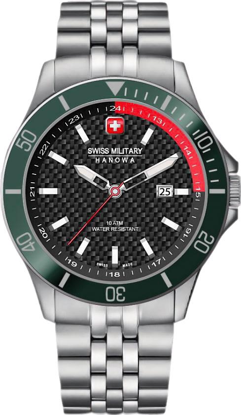 Мужские часы Swiss Military Hanowa 06-5161.2.04.007.06