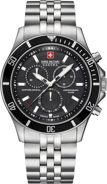 лучшая цена Мужские часы Swiss Military Hanowa 06-5183.7.04.007