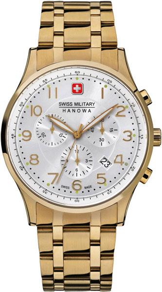 Мужские часы Swiss Military Hanowa 06-5187.02.001