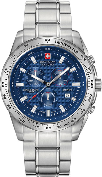 Мужские часы Swiss Military Hanowa 06-5225.04.003
