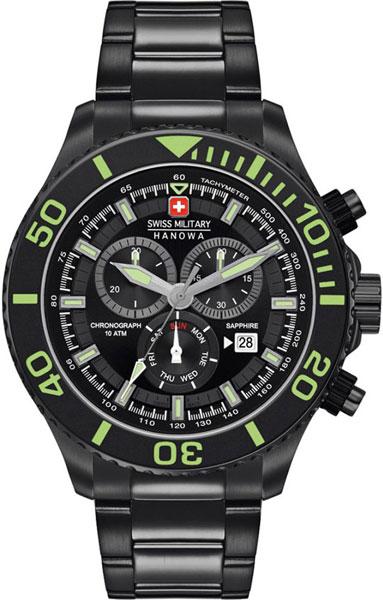 Мужские часы Swiss Military Hanowa 06-5226.13.007