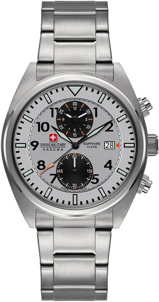 Мужские часы Swiss Military Hanowa 06-5227.04.009