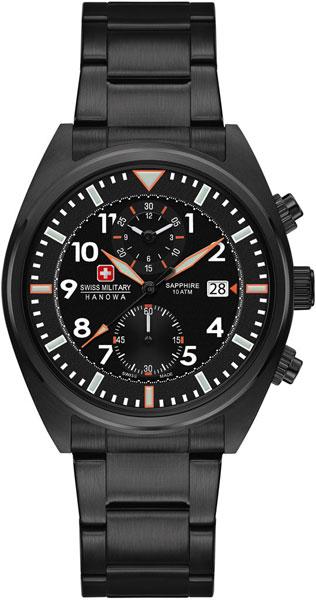Мужские часы Swiss Military Hanowa 06-5227.13.007