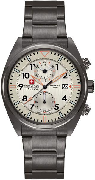 Мужские часы Swiss Military Hanowa 06-5227.30.002-ucenka мужские часы hanowa 16 4042 02 002 ucenka