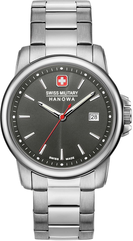 Мужские часы Swiss Military Hanowa 06-5230.7.04.009 цена