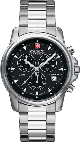 Мужские часы Swiss Military Hanowa 06-5232.04.007