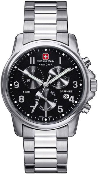 Мужские часы Swiss Military Hanowa 06-5233.04.007
