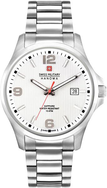 Мужские часы Swiss Military Hanowa 06-5277.04.001