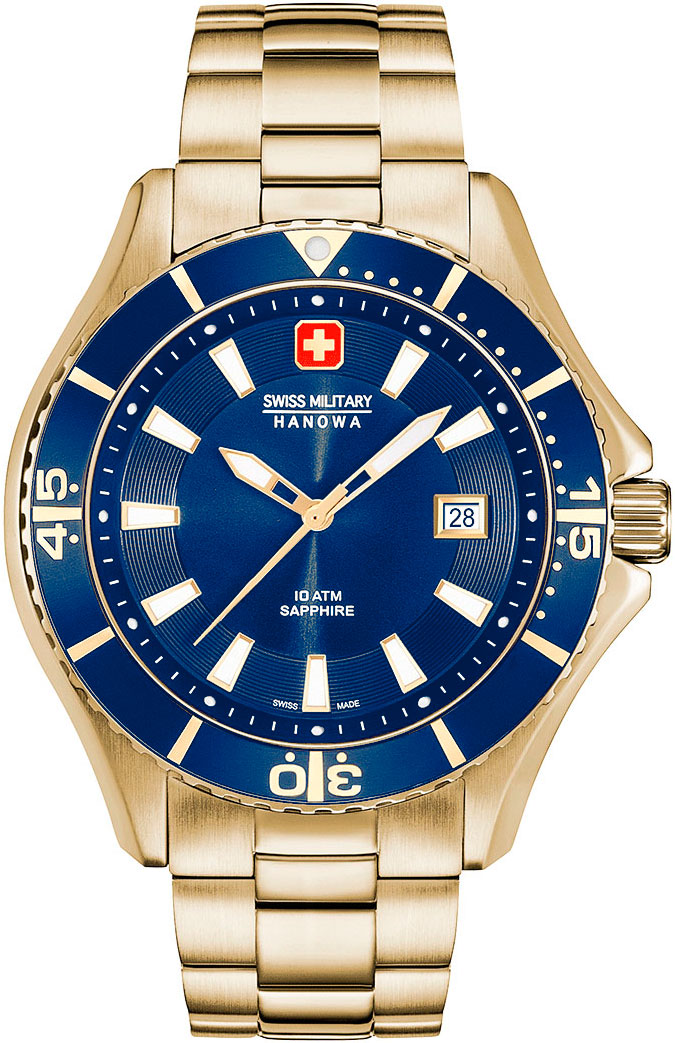 Мужские часы Swiss Military Hanowa 06-5296.02.003