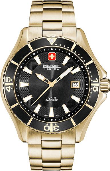 Мужские часы Swiss Military Hanowa 06-5296.02.007