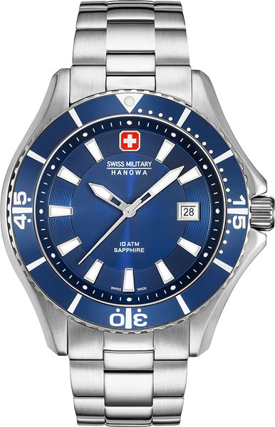 Мужские часы Swiss Military Hanowa 06-5296.04.003