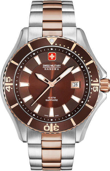 Мужские часы Swiss Military Hanowa 06-5296.12.005