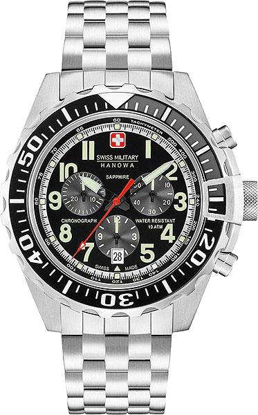 Мужские часы Swiss Military Hanowa 06-5304.04.007