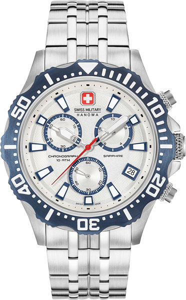 Мужские часы Swiss Military Hanowa 06-5305.04.001.03