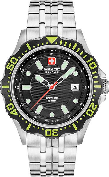 Мужские часы Swiss Military Hanowa 06-5306.04.007.06