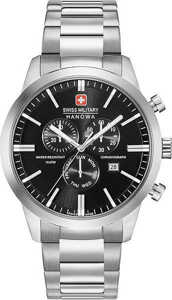 Мужские часы Swiss Military Hanowa 06-5308.04.007