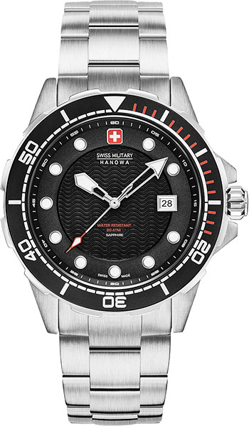 Мужские часы Swiss Military Hanowa 06-5315.04.007
