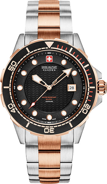 Мужские часы Swiss Military Hanowa 06-5315.12.007