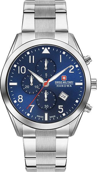 Мужские часы Swiss Military Hanowa 06-5316.04.003 все цены