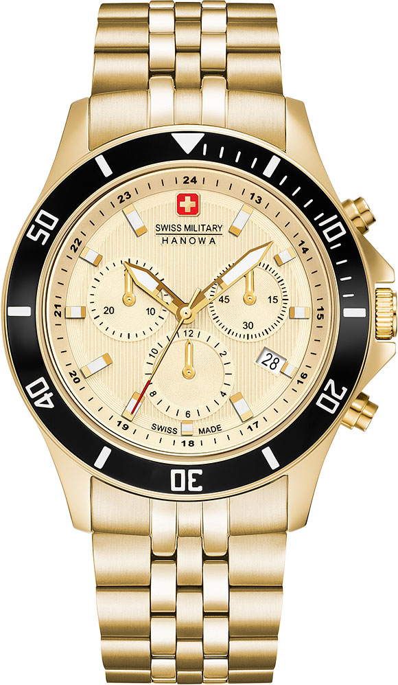 Швейцарские мужские часы в коллекции Aqua Мужские часы Swiss Military Hanowa 06-5331.02.002 фото