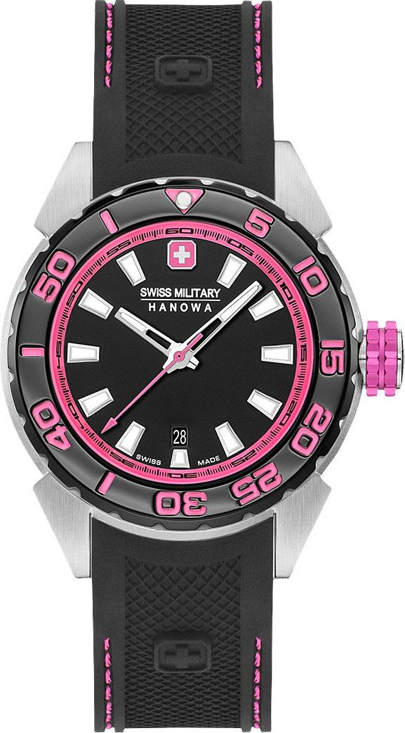 Женские часы Swiss Military Hanowa 06-6323.04.007