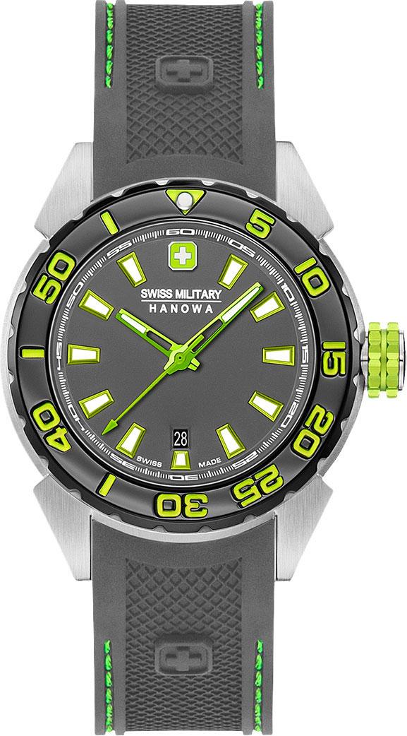 Женские часы Swiss Military Hanowa 06-6323.04.009
