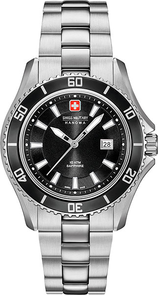 Женские часы Swiss Military Hanowa 06-7296.04.007
