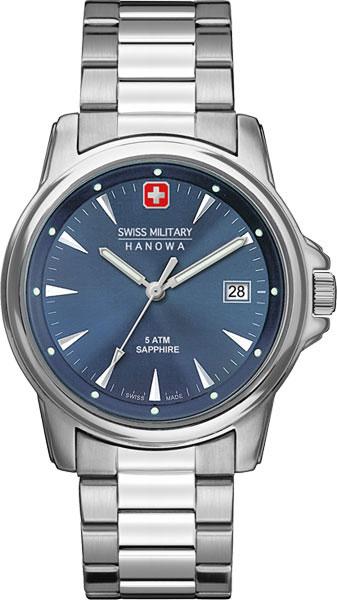 Мужские часы Swiss Military Hanowa 06-8010.04.003