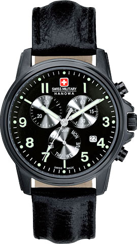 Мужские часы Swiss Military Hanowa 06-4142.13.007
