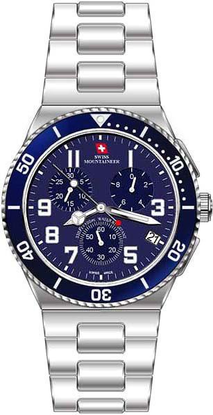 Мужские часы Swiss Mountaineer SM1100