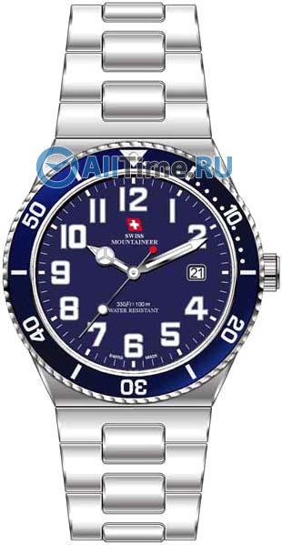 Мужские часы Swiss Mountaineer SM1103 мужские часы swiss mountaineer sml8042