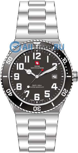 Мужские часы Swiss Mountaineer SM1105 мужские часы swiss mountaineer sml8042