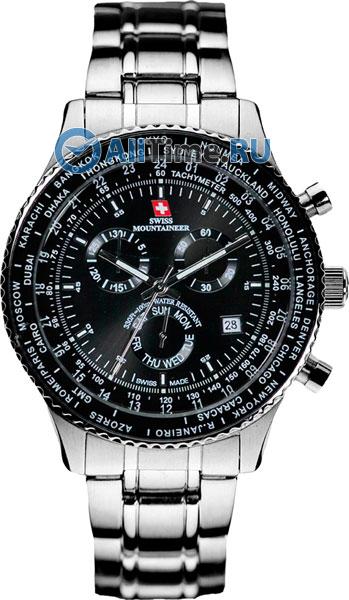 Мужские часы Swiss Mountaineer SM1210