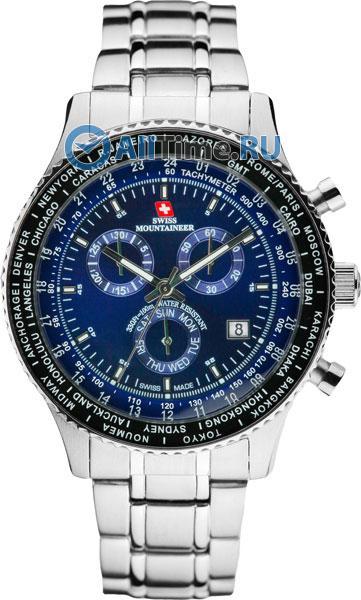 Мужские часы Swiss Mountaineer SM1211