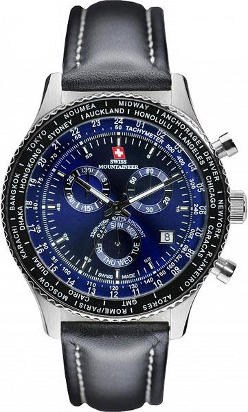 Мужские часы Swiss Mountaineer SM1214