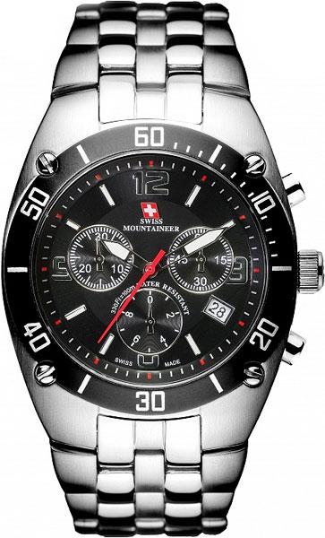 цена  Мужские часы Swiss Mountaineer SM1242  онлайн в 2017 году