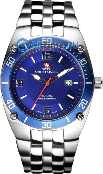 Мужские часы Swiss Mountaineer SM1243