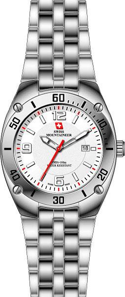 Мужские часы Swiss Mountaineer SM1244 все цены