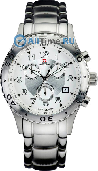 Мужские часы Swiss Mountaineer SM1250