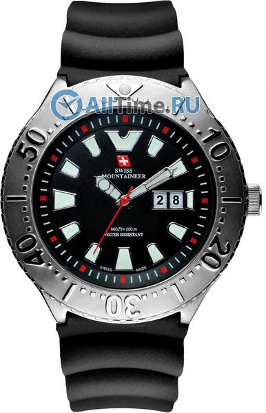 Мужские часы Swiss Mountaineer SM1300 мужские часы swiss mountaineer sm1400