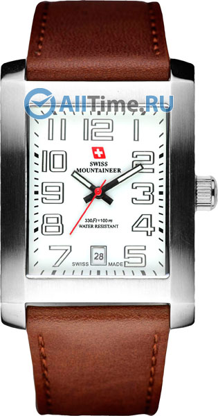 Мужские часы Swiss Mountaineer SM1331