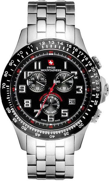 Мужские часы Swiss Mountaineer SM1341  цена